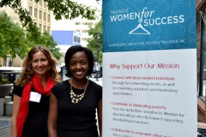 Singler is active in promoting programs that support success for women.